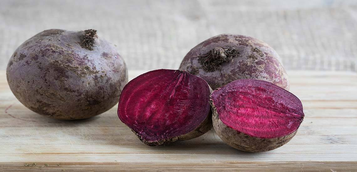 Beetroot Diet for Healthy Heart