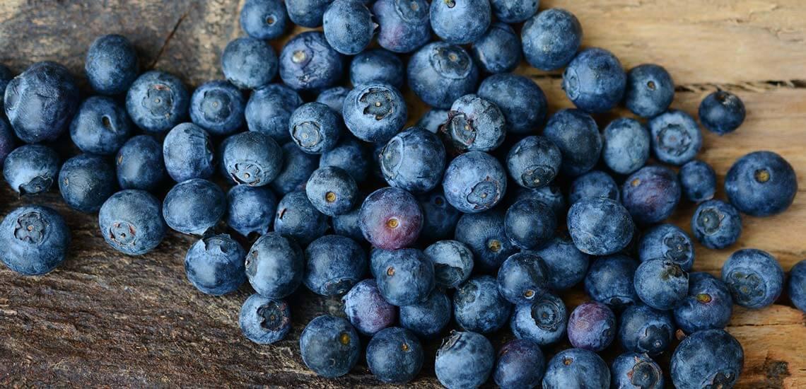 Healthy Heart Blueberries