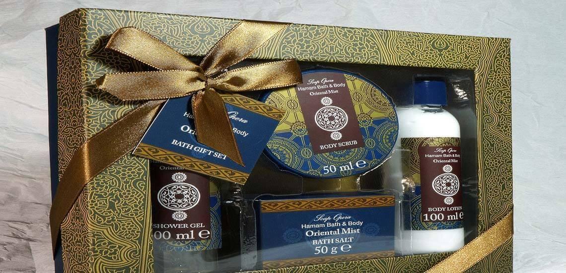 Christmas Bath Gift Set