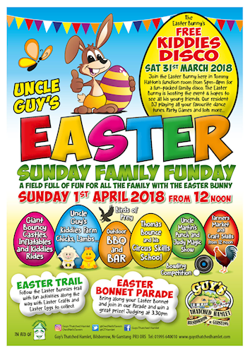 Easter Events Poster