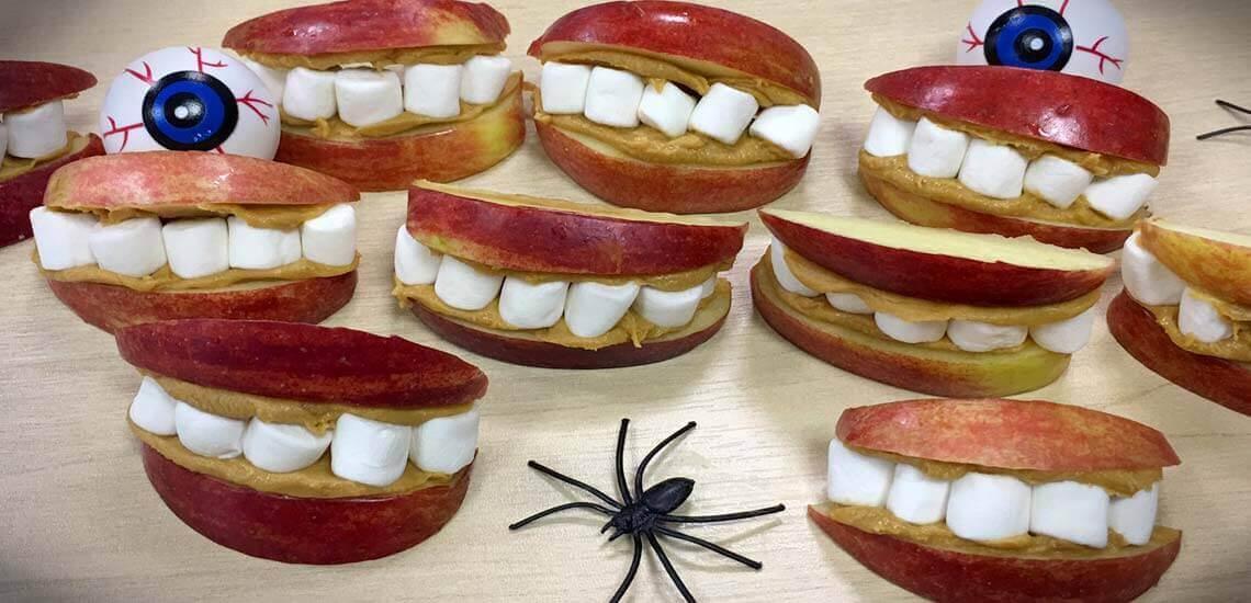 Fang-tastic Halloween Teeth