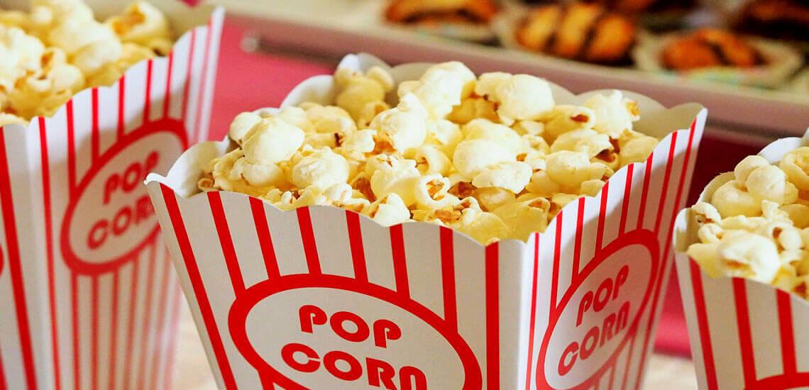 Popcorn Cinema Date