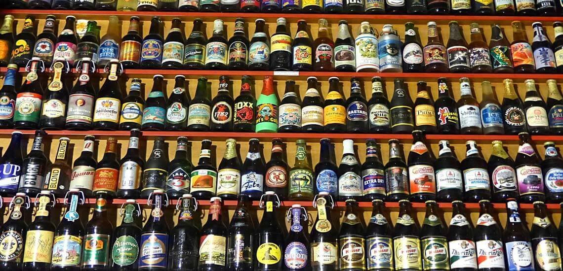 Beer Bottles Low Calorie Beer