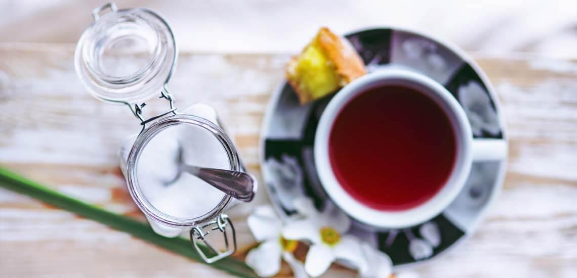 Sugar in Tea