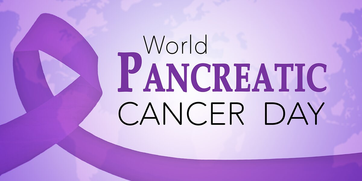 November 19th marks World Pancreatic Cancer Day