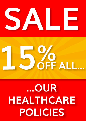healthcare sale